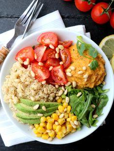 Søtpotet-Quinoa-Bowl - LINDASTUHAUG