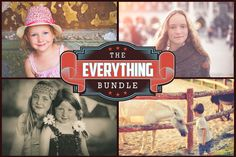 Everything Bundle Lightroom Presets by Presets Galore on Creative Market