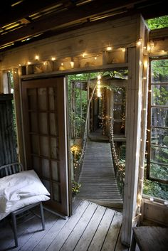 sodapop16:  Peter Bahouth's amazing tree houses were featured in Jane Field-Lewis' latest book in her 'My Cool…' series, 'My Cool Shed' whic...