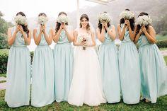 Casamento Rosa + Azul – Adrielle & Willian
