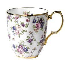 Royal Doulton-Royal Albert 100 Years 1940-English Chintz Mug by Royal Doulton