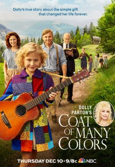 Dolly Parton's Coat of Many Colors - Christian Movie/Film. For more info, Check Out Christian Film Database:CFDb