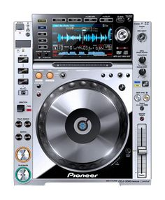 CDJ 2000 Nexus Platinum Limited Edition