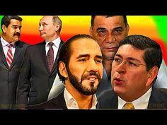 Walter Araujo escribe Nayib Bukele FMLN Nicolas Maduro OEA Rusia Chepe D...