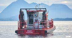 Meet Norways best Light Diving Craft in Stavanger before it, again will go offshore | LinkedIn
