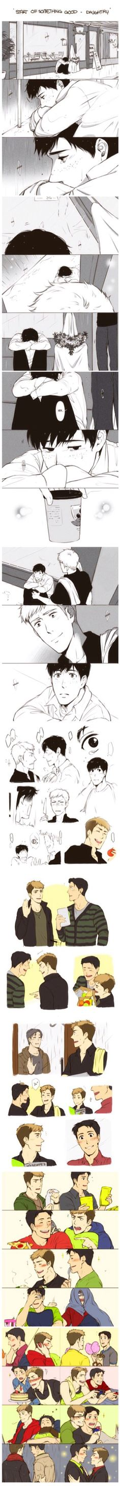 """Attack on Titan ~~ """"The Start of Something Good"""" :: Jean x Marco ( 1 of 2 )"""