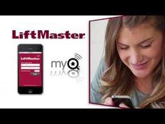 LifMaster MyQ App Video