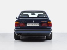 Alpina BMW Model 1991 This dream car could be yours if you just… Bmw E28, Bmw Alpina, Volkswagen, Bavarian Motor Works, Bmw Classic Cars, Old School Cars, Bmw Series, All Cars, Amazing Cars