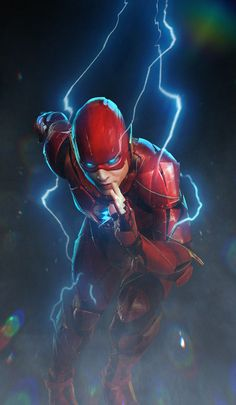 ArtStation - The Flash, LitgraphiX Art