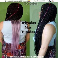 #trenzasafricanasledbogota @trenzasafricanasledbogota #trenzas_africanas_led @trenzas_africanas_led #trenzasafricanasenbogota @trenzasafricanasenbogota @trenzasafricanassoacha #trenzasafricanassoacha @trenzasafricanascundinamarca #trenzasafricanascundinamarca Led, Fashion, White People, Black, Tree Braids, Hue, Moda, Fashion Styles, Fashion Illustrations