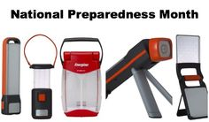 It's National Preparedness Month, Are You Prepared? #ad #PoweringSafety - Blog By Donna
