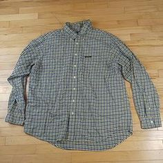 I just added this to my closet on Poshmark: Polo Jean Company men 2XT plaid long sleeve shirt. Price: $20 Size: 2XT