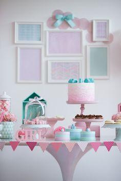 Bella_Fiore_Decoração_festa_pijama_menina_rosa_verde_menta Bella_Fiore_Decor_sleepover_pijamas_party_for_girls_pink_mint_green