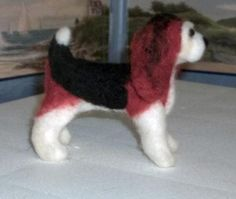 ask me if you want your own needle felted portrait of your pet