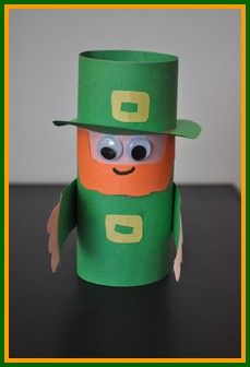 Catch your very own leprechaun!  www.easy-crafts-for-kids.com/st-patrick-day-kids-crafts.html