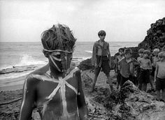 LORD OF THE FLIES (1963) - this is Tom Chapin, trying to get the others to join his tribe-