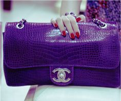 Purple Chanel