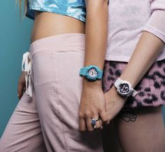 One for you and one for your BFF. Shop matching Baby-G!