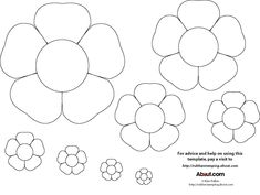 Flower Petal Template - 27+ Free Word, PDF Documents Download ...