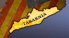 TABARNIA: La zona de Barcelona y Tarragona que NO quiere formar parte de Cataluña.