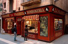 Bomboneria La pajarita Palma de Mallorca
