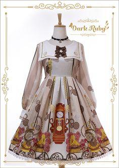 --> #LolitaUpdate: Dark Ruby [-✌✡-Gear Bunny-✡✌-] Series --> Start Browsing >>> http://www.my-lolita-dress.com/newly-added-lolita-items-this-week/dark-ruby-gear-bunny-series