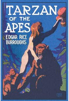 The Tarzan series started out as a serial in pulpmagazineAll-Storyin October 1912. The story proved so popularthat it was published in book form, first in America in 1914 and then in Great Britain in 1917.