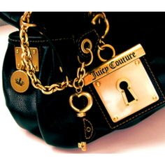Awesome Black Juicy Couture