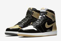 "Nike Hints Air Jordan 1 ""Gold Top 3"" Releasing Soon"