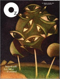 oz magazine covers   Oz Magazine