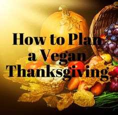 Resources for Planning Your Thanksgiving Feast!