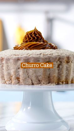 Fun Baking Recipes, Dessert Recipes, Mexican Food Recipes, Sweet Recipes, Simply Recipes, Vegan Recipes, Churro Cake, Food Cravings, Yummy Food
