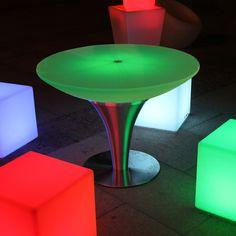 Main Access South Beach LED Table | 131788