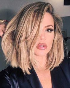 20 Best Short Blonde Hair  Celebrity Short Haircuts Khloe Kardashian Hair Short, Estilo Khloe Kardashian, Hairstyles Haircuts, Trendy Hairstyles, Blonde Hairstyles, Celebrity Short Haircuts, Celebrity Bobs, Short Hair Cuts, Short Hair Styles