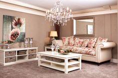 Landelijk meubelen met rieten accenten, Riviera