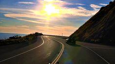 Cali coast what a beautiful drive.