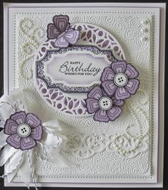 PartiCraft (Participate In Craft): Happy Birthday Wishes /Sneak Peek Happy Birthday Prayer, Happy Birthday Wishes, Happy Birthday Pictures, Happy Wishes, Spellbinders Cards, Homemade Cards, I Card, Making Ideas, Cardmaking