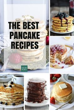The Pancake Recipes You Want And Need