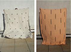 linen throws by caroline zucchero hurley via size too small