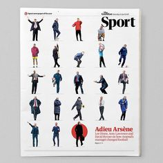 Adieu Arsene - The Guardian