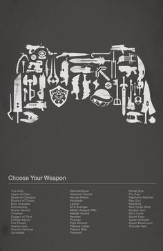 Chose Your Weapon