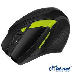 KTNET 2.4G無線競鵰-電競光學滑鼠