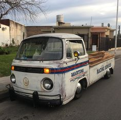 late bay singlecab pickup truck