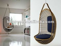 Superior Emejing Hanging Swing Chair Indoor Contemporary Interior Design .