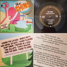 Feels like a Chutes Too Narrow kind of evening... Favourite tracks - Young Pilgrms; Saint Simon; Gone For Good #theshins #chutestoonarrow #vinyl #vinylalbum #lp #saintsimon #youngpilgrims #goneforgood #subpop #jamesmercer #shins #nowplaying #nowspinning #33rpm #record #album by crgstl