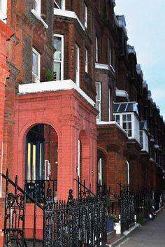 South Kensington, London:
