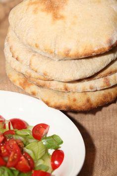 Favorite Flatbreads: Sourdough Pita | Weekend Bakery