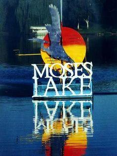 Vacation - Labor Dave Weekend -Moses Lake, WA