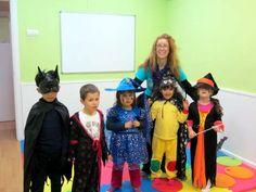 Halloween 2013: cuando nuestras teachers se desmelenan todo es posible