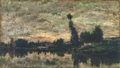 Charles-François Daubigny   The Barbizon school of painters   Tutt ...